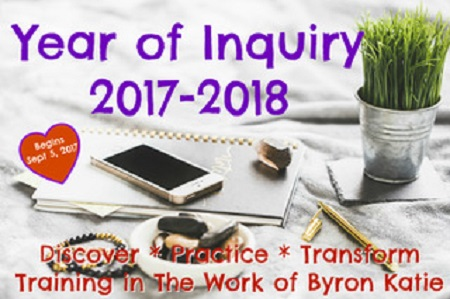 A Year Of Inquiry Immersion In The Work Question Your Thinking